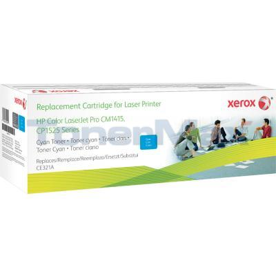 XEROX HP CLJ CP1525 TONER CYAN CE321A